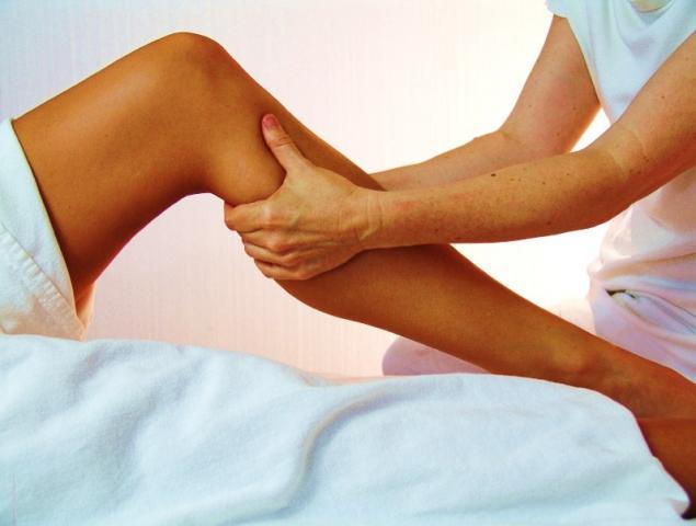 Снять отек ноги после перелома
