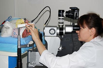 Тромбоз центральной вены сетчатки. Лечение