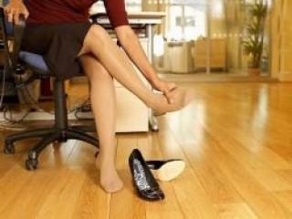 Горячие вены на ногах